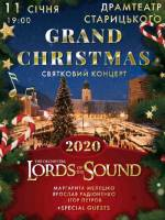 Lords Of The Sound Grand Christmas
