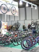 Виставка велосипедів у Києві