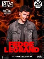 Концерт Fedde Le Grand