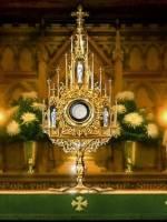 Урочистість пресвятого Тіла і Крові Ісуса Христа