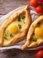 Аджарські Вівторки в Georgian Factory: готуємо смачні Хачапурі
