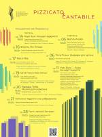 Фестиваль концертів літньої пори 2019 (Програма)