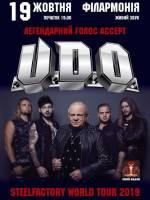 Концерт U.D.O.