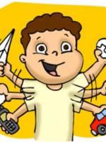 Гіперактивний розлад з дефіцитом уваги у дітей та підлітків