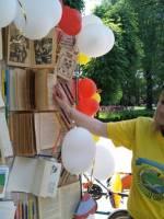 Просвітницька акція Жива бібліотека просто неба