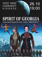 Державний Ансамбль пісні і танцю «Дух Грузії»