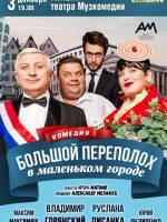 Спектакль «Большой переполох в маленьком городе»