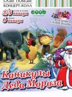 Новогодний спектакль «Каникулы Деда Мороза»