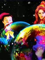 Новогоднее Crazy Bubble Show: Легенда о снеге