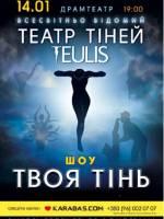 Театр тіней «Teulis». Твоя тінь