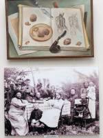 Виставки: «У історії на кухні»  та «Смаки натюрморта»