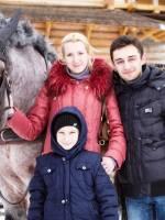 Вогні кохання - Кінне шоу у Князівстві Київська Русь