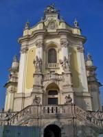 Молитва перед мощами Св. Юди Тадея у Львові
