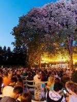 Романтичний джаз у саду - Концерт