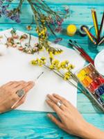 #Сидивдома: Безкоштовні онлайн-заняття з малювання