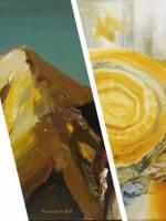 Виставка Всі відтінки... Жовтий