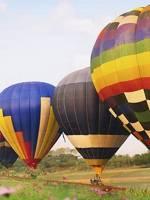 Фестиваль повітряних куль у Вінниці