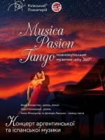 MÚSICA. PASIÓN. TANGO - Музичне шоу