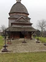 Виставка кованих хрестів Олега Боньковського