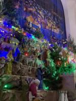 Як виглядає найбільша шопка в Україні (Фото/Відео)