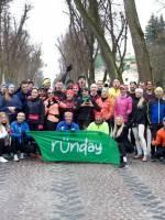 Забіг Runday у Стрийському парку