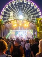 Фестиваль клезмерської музики на Контрактовій площі
