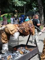 Фестиваль польової кухні пам'яті Тараса Сича