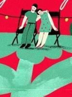 Фестиваль фільмів про кохання у саду