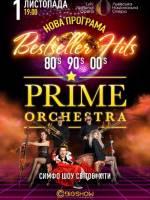 Bestseller hits - Prime Orchestra з концертом у Львові
