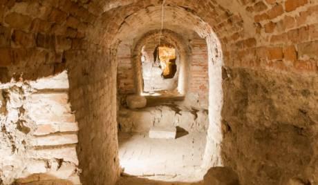 Ніч у підземеллях Гарнізонного храму - екскурсія