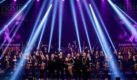 Світові хіти - Prime Orchestra з концертом у Львові
