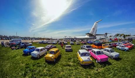 Old Car Land - Фестиваль-виставка