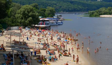 Де у Києві можна покупатися: ТОП-14 офіційних пляжів!