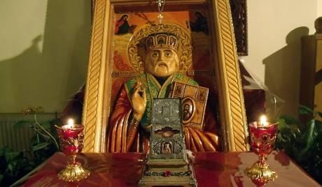Мощі Святого Миколая у Львові