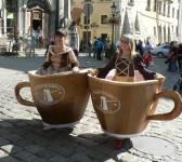 На каву до Львова - Свято