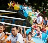Сезон атракціонів у Парку культури