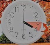 Перехід на зимовий час: Не забудьте перевести годинники!