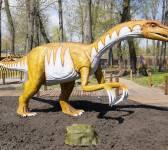 Динопарк - Найбільший парк динозаврів в Україні