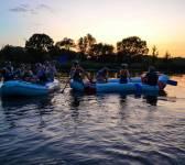 Нічний рафтинг Мигія - Південний Буг