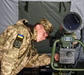 Виставка військової техніки у Києві