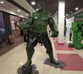 Виставка «Всесвіт супергероїв та Minecraft» у Тернополі